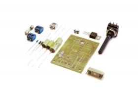 Triac power controller 230V/12A - assembly kit