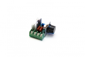 Triac power regulation 230V/15A